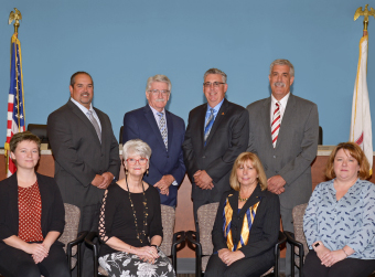 The Board of Education Welcomes You to the New School Year