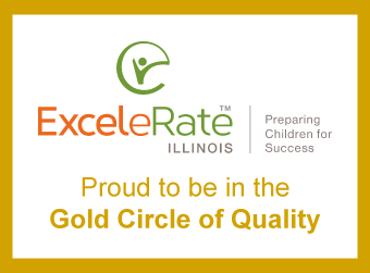 District 300 Preschool Sites Earn ISBE's Gold Circle of Quality Award